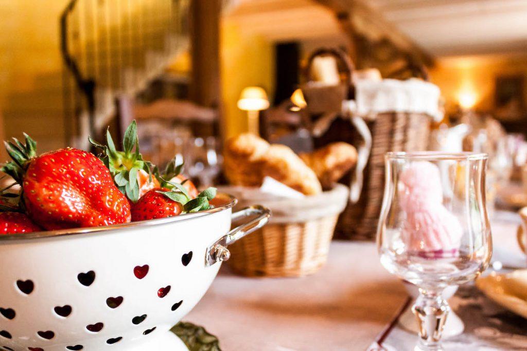 La table d'hôtes - Le Pré du Roc